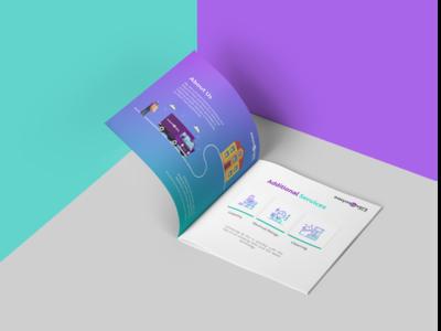 Brochure design for Easymovers