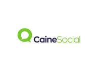 Caine Social Logo Designs