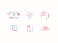 Baby Care Icons