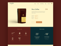 Product Page for Chouette Cafe