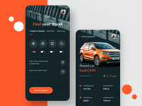 #Book Your Vehicle IOS App