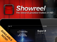 Showreel for iPad!