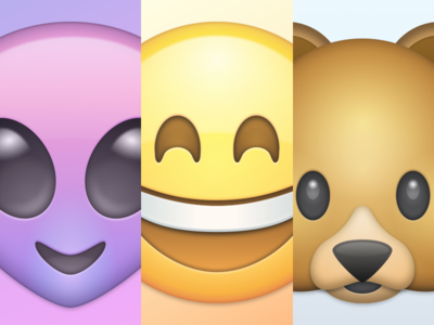 👽😄🐻 sketch icons emoji
