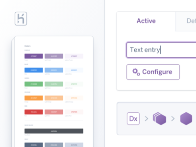 Purple3 UI Kit ui kit libraries styleguide sketch heroku purple