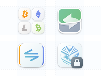 Quids Marketing Icons 2/2 crypto icons app mac quids