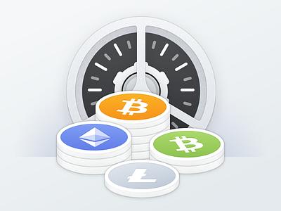 Quids Marketing Graphic vault graphic crypto icons app mac quids