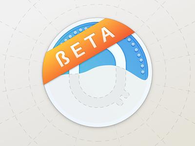 Quids Beta Artwork crypto icon beta app mac quids