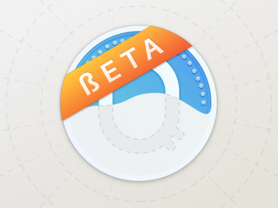 Quids Beta Artwork crypto icon beta app mac quids