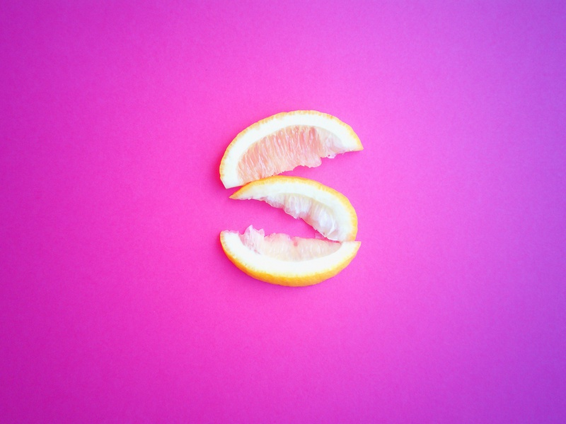 Sour Summer lemon graphic desgin graphic art photograhy abc typography 36 days of type lettering