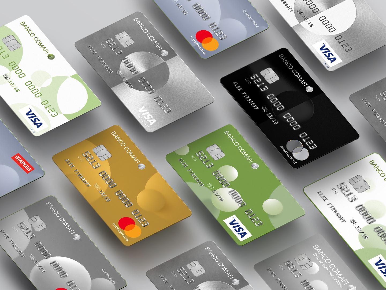 Credit Cards Redesign redesign branding illustration credit card