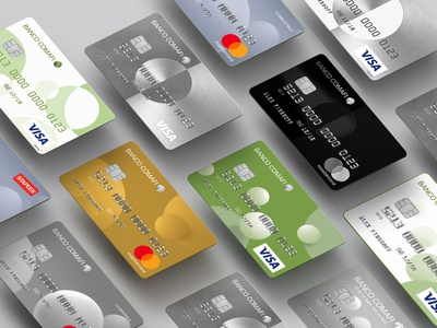 Credit Cards Redesign