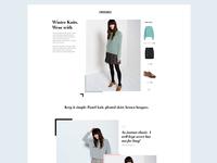 Editorial & Merchandising