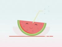 Watermelon Dribbble