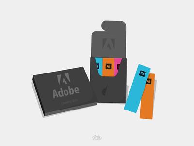Adobe chewing gum chewing gum vector stroke illustrator indesign photoshop adobe illustration