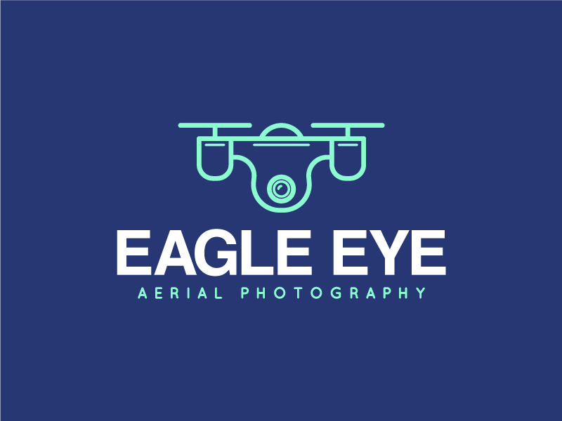 Eagle eye dribbble