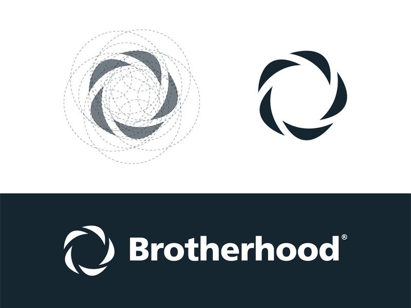 Bortherhood mark brother brotherhood logo brotherhood canadian logo bank logo bank rotating rotating logo logo grid logo mark construction logo mark symbol icon logo mark symbol logo mark design logo mark logo