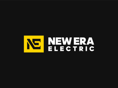 New Era Electric - Primary logo
