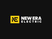 New Era Electric - Primary logo