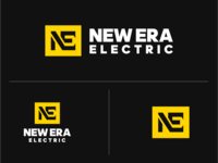 New Era Electric - Logo Variations