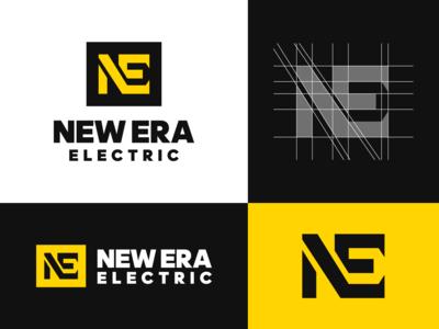 New Era Electric - Logo Design