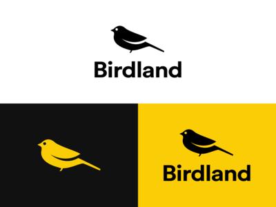 Birdland Logo Design