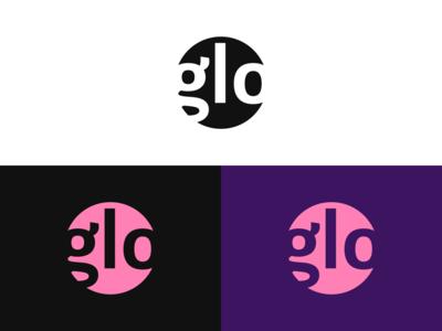 glo logo design