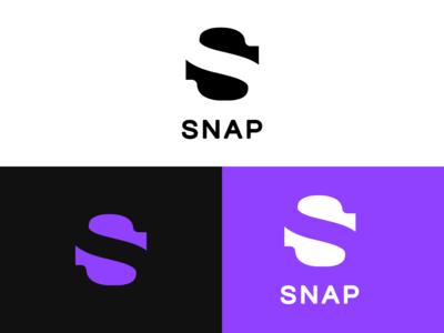 Snap Logo Design