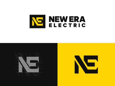 New Era Logo Design