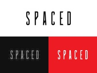 Spaced Logo Design