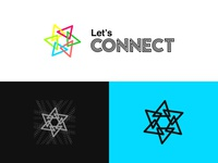 Let's Connect Logo Design