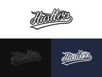 Hustlers Logo Design