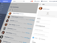 Learning Management System (LMS) UI/UX -user update
