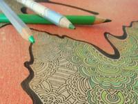 Drawing Meditation - Autumn 2013 (update)