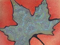 Drawing Meditation - Autumn 2013 (color)