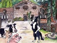 La Ferme du Moulin des Chartreux