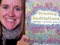 Drawing Meditations 2 (coloring book)