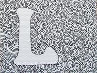 """""""L"""" (final black & white)"""
