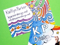 KP Design Business Cards