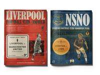 Vintage Inspired, Soccer matchday programs