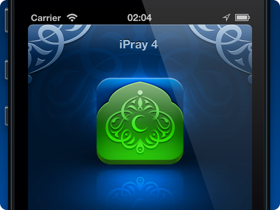 iPray 4 app iphone ui ornaments icon
