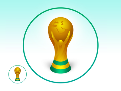 World Cup icon soccer icon football sport