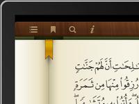 Quran Reader HD in portrait