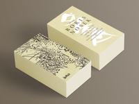 Boris Nosek - Business card