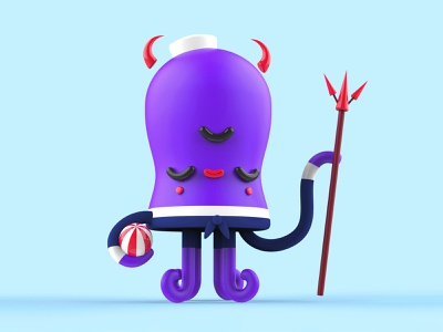 VDInk 05/31 mexico inspiration creative cute mrolds design illustration 3d characters character design vdink