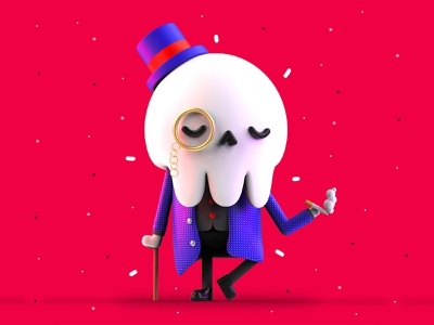 VDInk 16/31 vdink character design characters 3d illustration design mrolds cute creative inspiration mexico