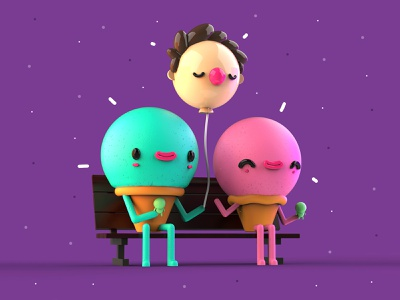 VDInk 25/31 mexico inspiration creative cute mrolds design illustration 3d characters character design vdink