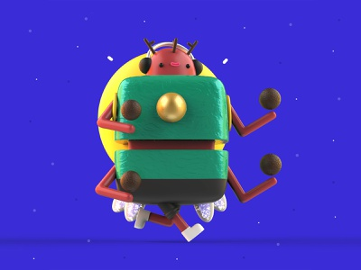 VDInk 30/31 vdink character design characters inspiration mexico 3d illustration design mrolds cute creative