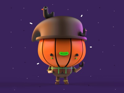 VDInk 31/31 character design characters inspiration mexico 3d illustration design mrolds cute creative vdink