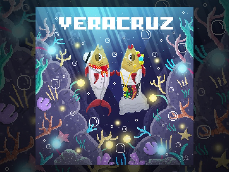 VDI: Veracruz videogames retro artist creative picture arte jar illustration design digitalart mrolds cue 2d pixelart illustration ilustracion jarocho vdi viernesdeilustracion veracruz trajestipicosmexicanos