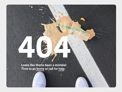 Daily UI #8 - 404 modern tablet 404 error 404 dailyui008 daily 100 challenge daily ui challenge dailyuichallenge